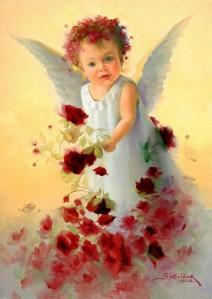 Yo soy el Ángel de la Inocencia