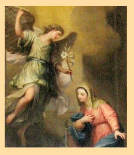 El arcángel Gabriel (1)